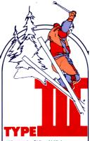 Type III Skier Ability